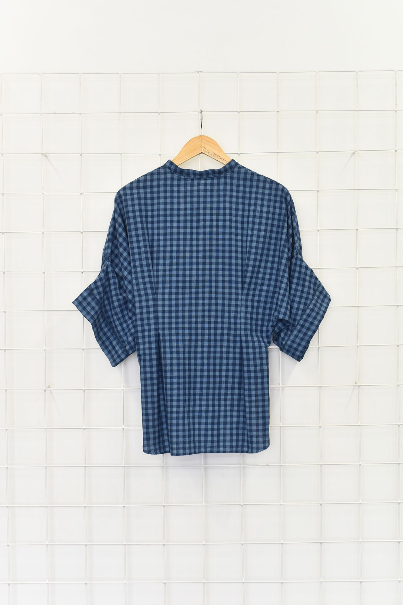 High Low Relaxed Shirt