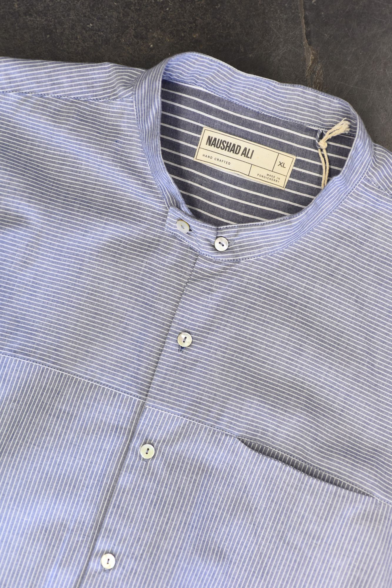 BS - Double Button Shirt