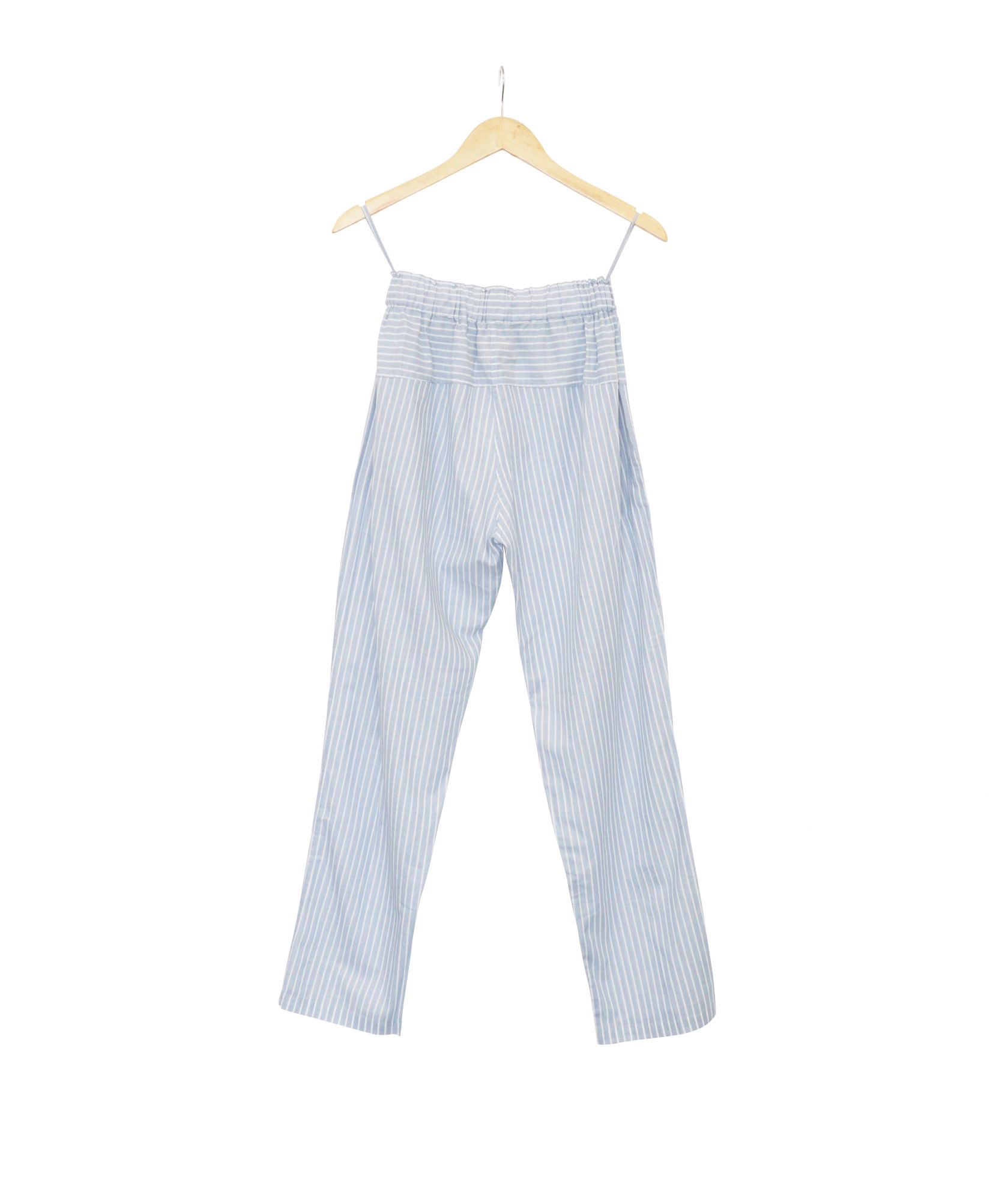 Ankle Length Pants - Chalk Light