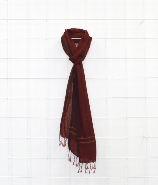 Brick Red Scarf