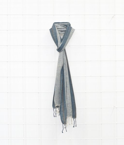 Chalk Blue Scarf