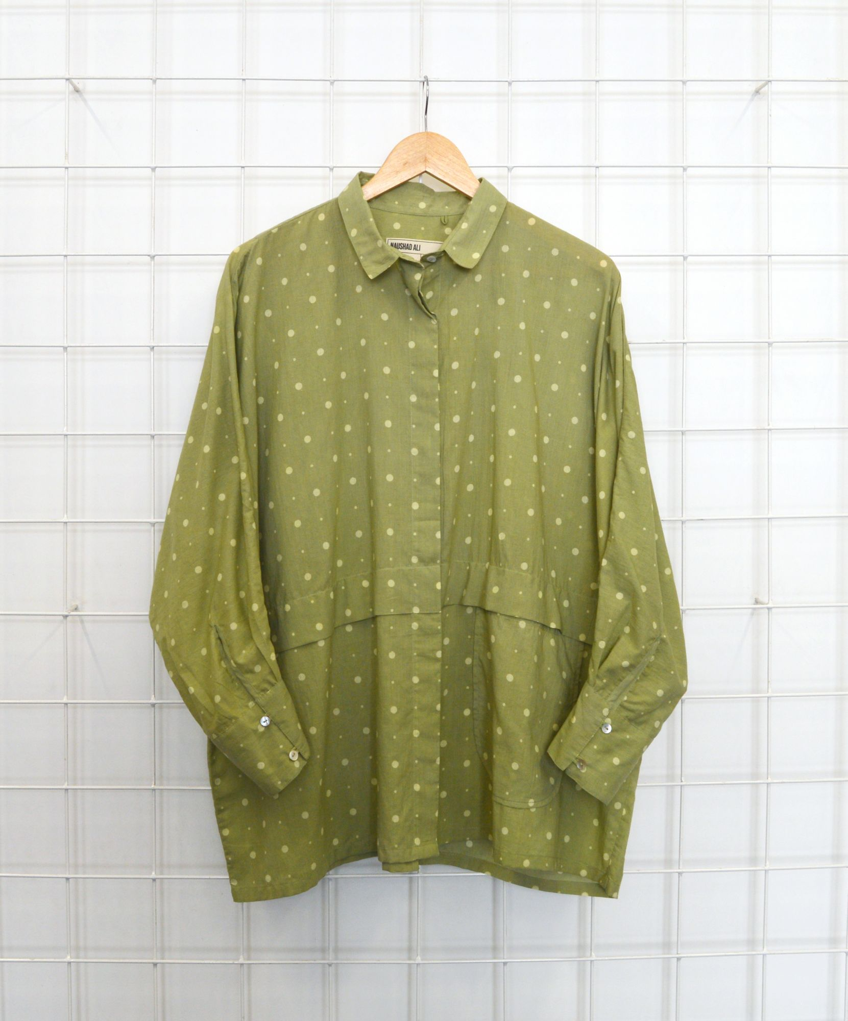 Zap Shirt - Green