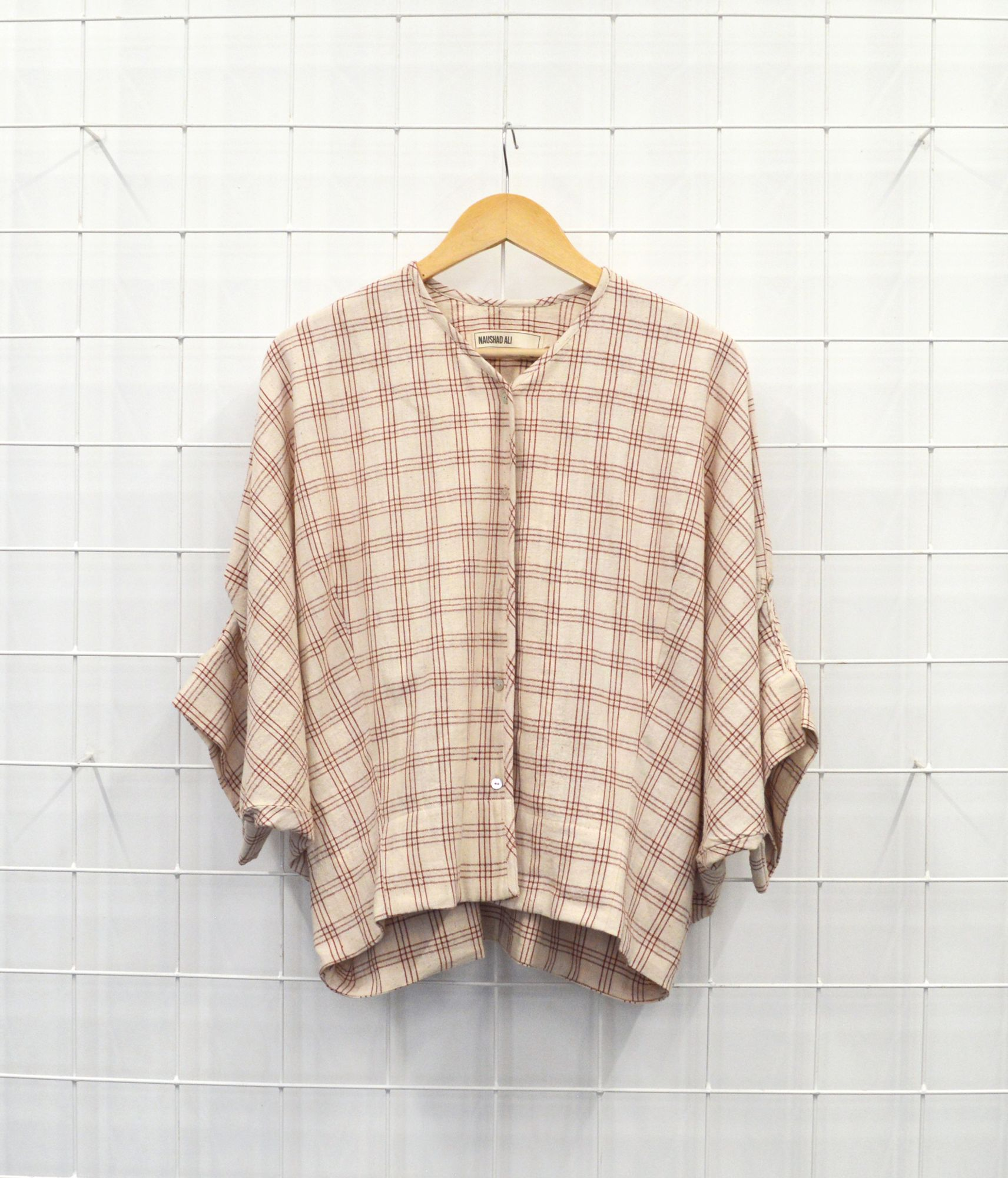 Boxy  V - Neck top