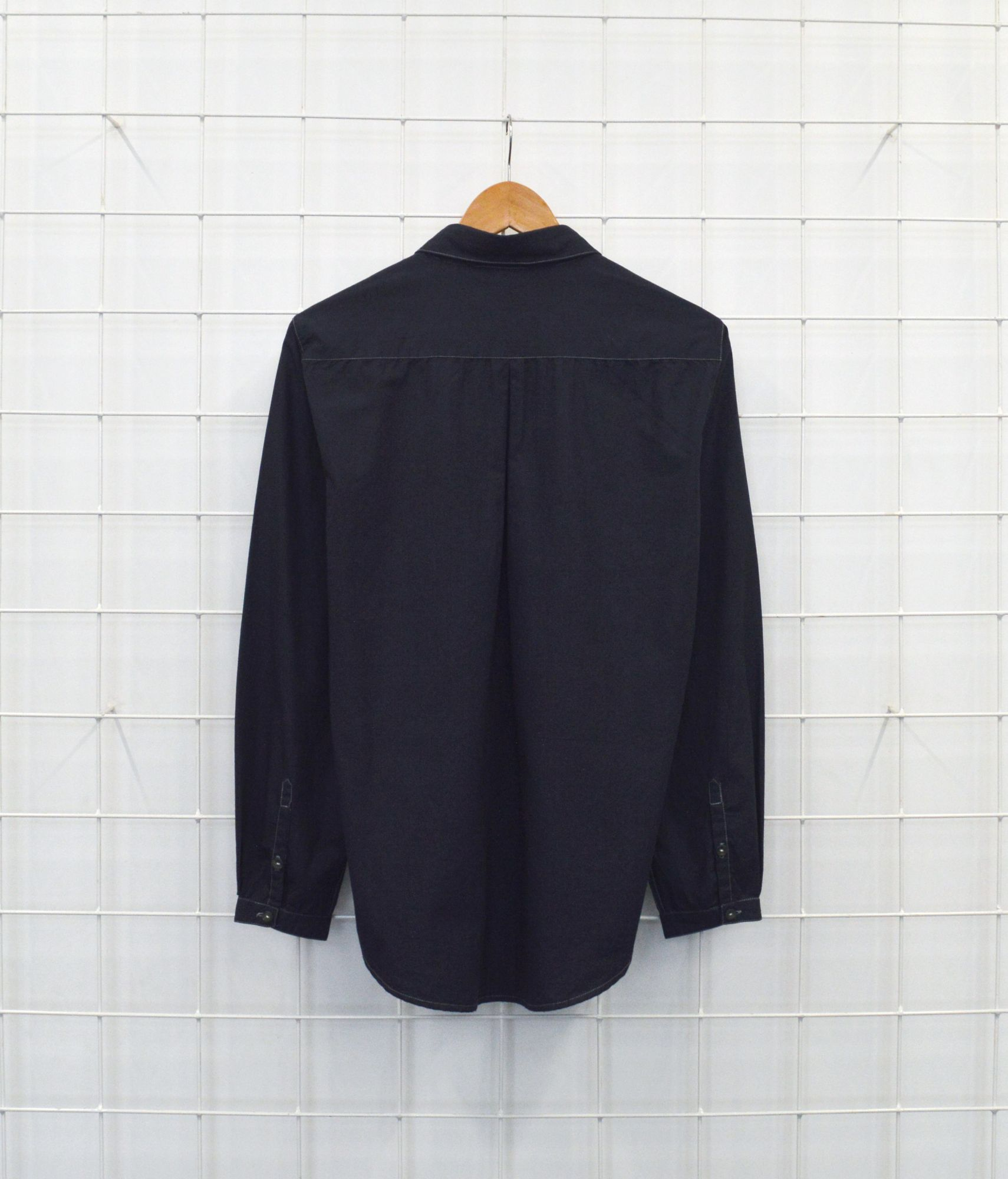 Overdyed Shirt - Indigo