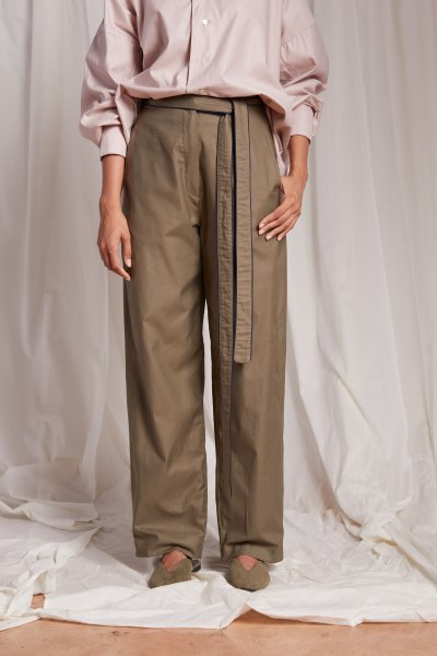Remi Trouser - Olive