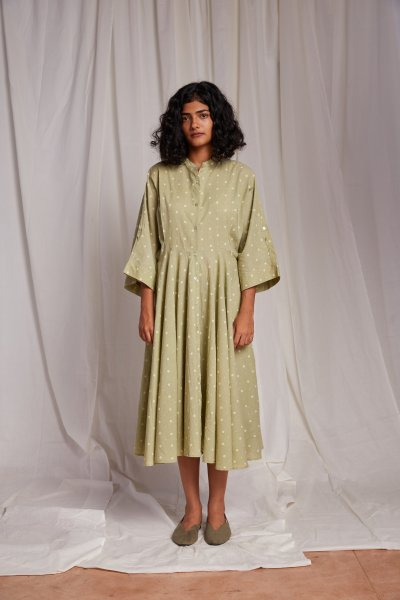 Annie Dress - Green