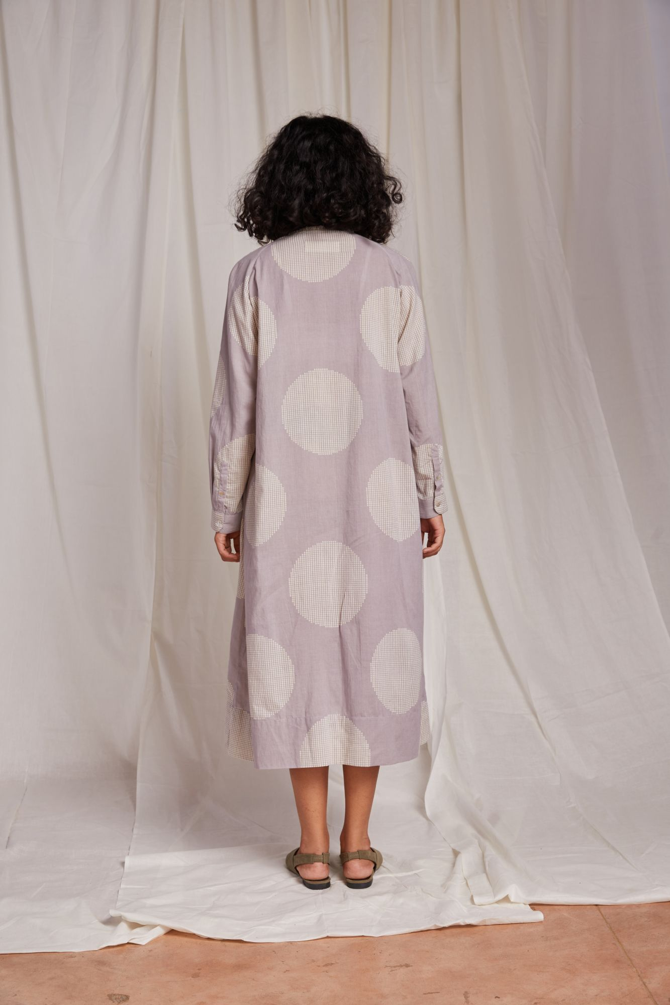 Carol Dress - Lavender
